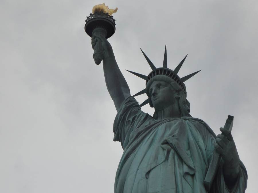 The Statue of Liberty and Freedom