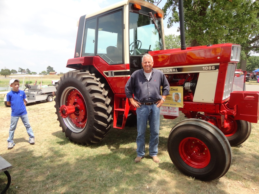 Red Power Round Up Was Unveiling of New RFD Show