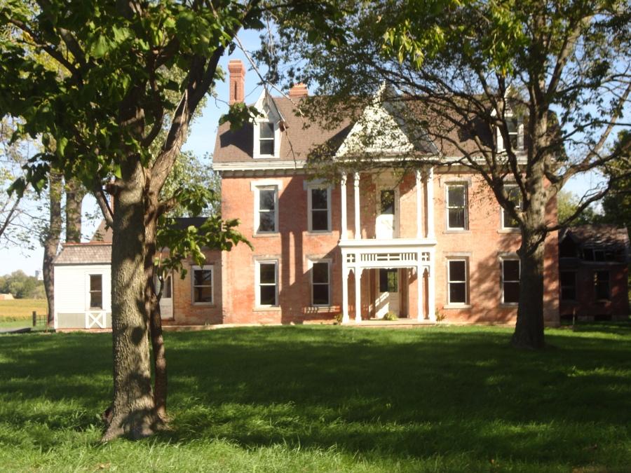 The Historic Marbold Farmstead, photo by Rose Hammitt