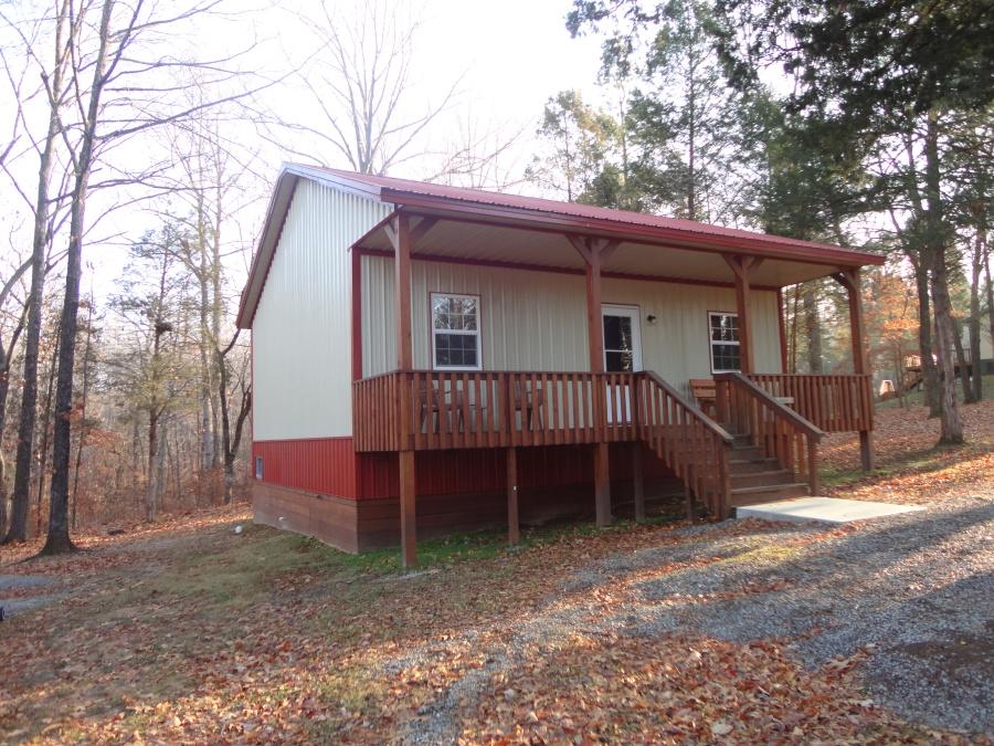 Willowcreek Cabins, a Southern Getaway! -Photo by Rose Hammitt