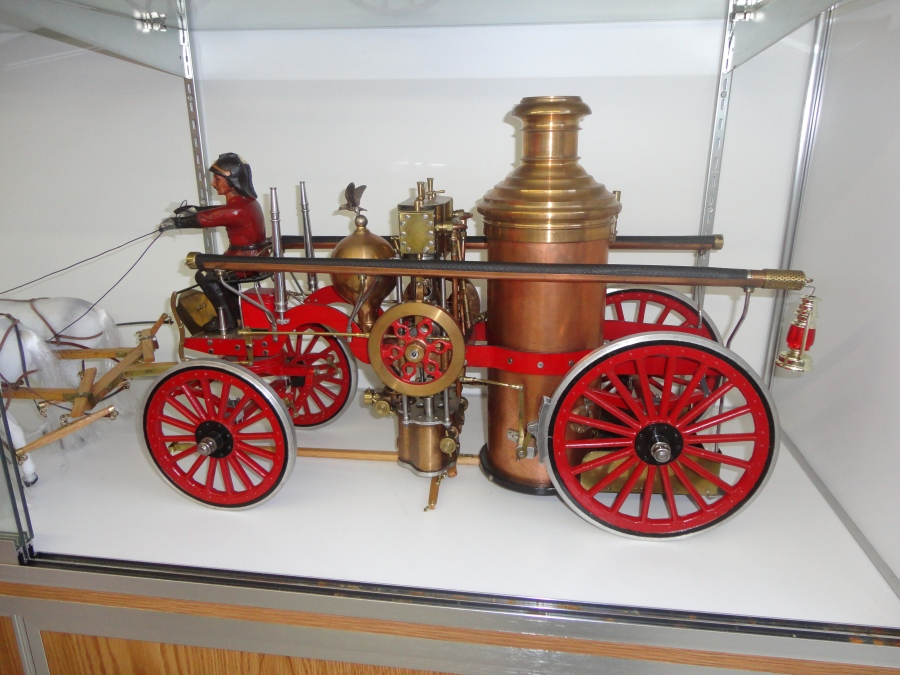 Vintage Fire Museum in New Albany, IN