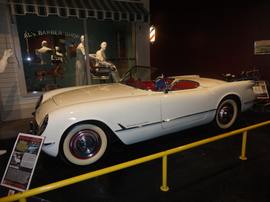 National Corvette Museum a place to dream of a drive