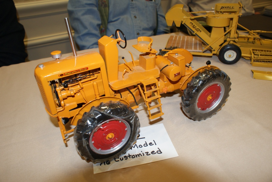 Rev up for the Gateway Farm Toy Show coming to St. Louis the 1st weekend of February