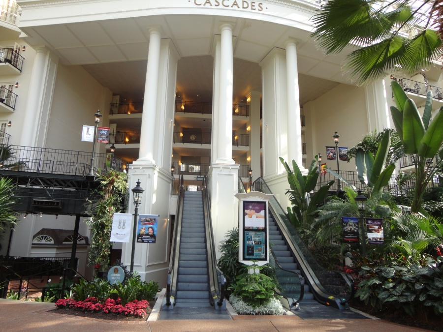 The Gaylord Opryland Hotel, a New, but now Nashville fixture