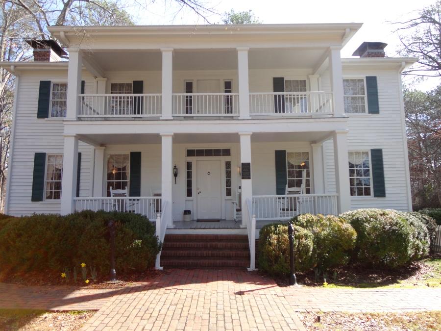 Stately Oaks, an antebellum story