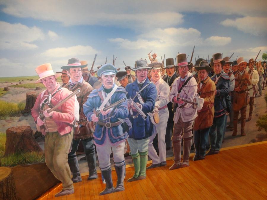 Native American History at the Dixon Historic Center