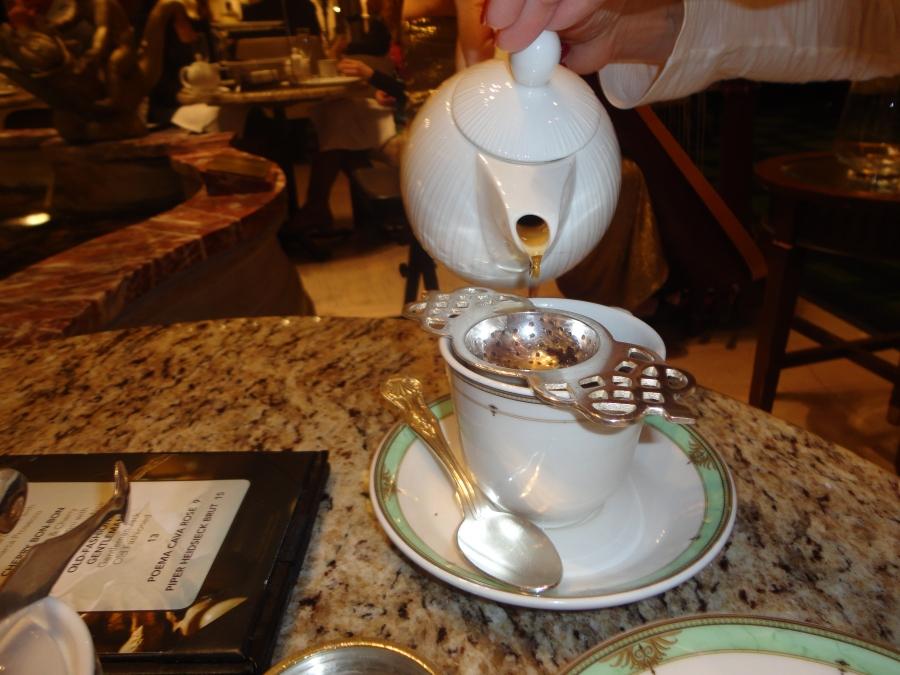 High Tea, an enjoyable English Tradition!