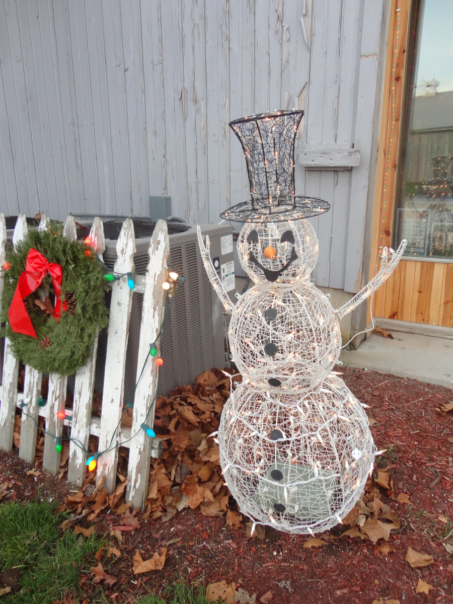 Christmas in Amana, plan today!
