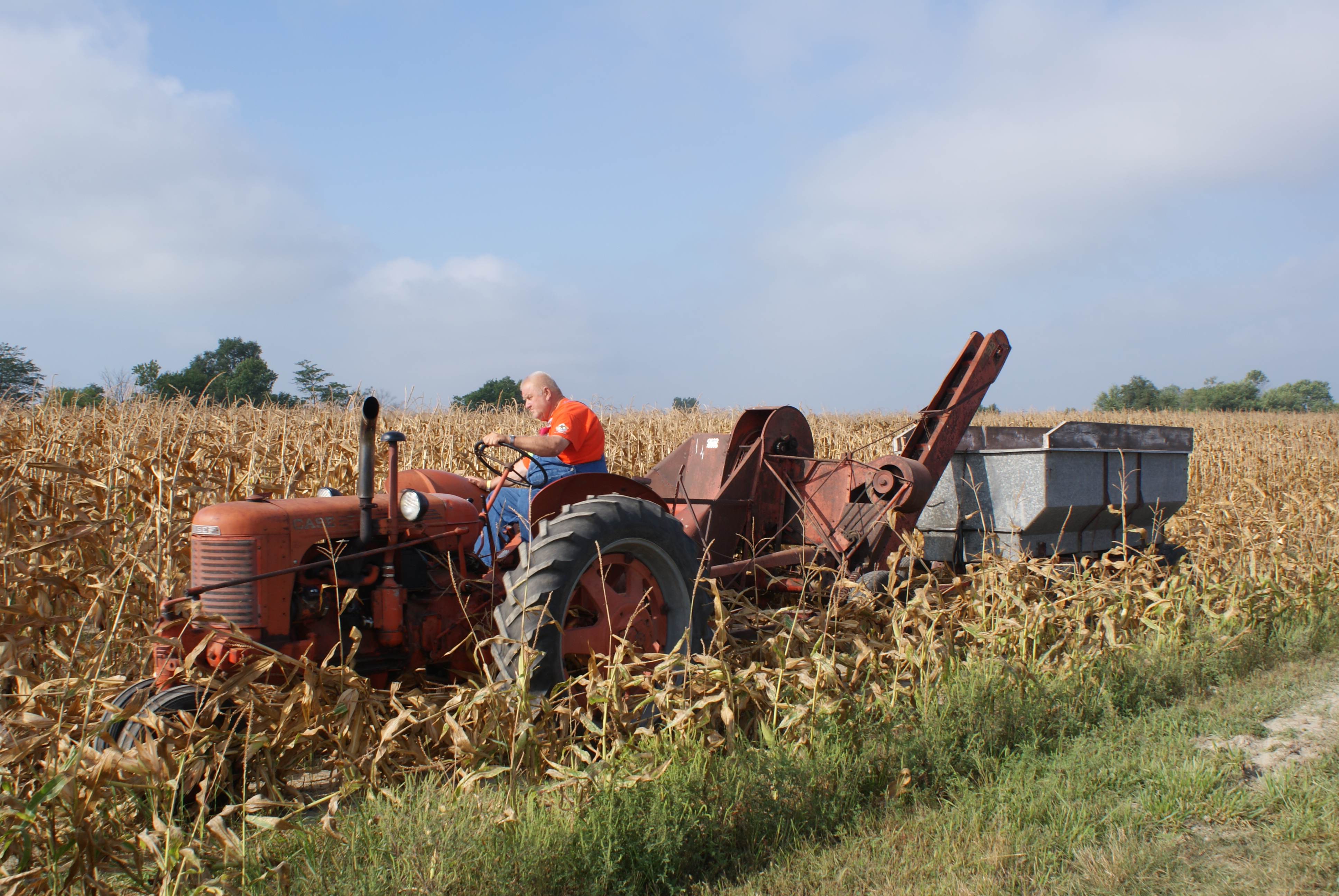 Harvest at the Half Century