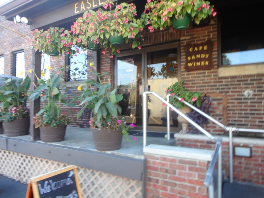Easley Winery a downtown Indianapolis place to be!