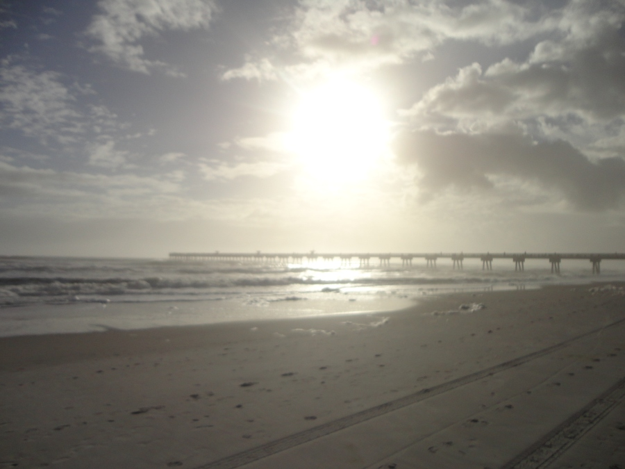 Jacksonville Beach, a historic place