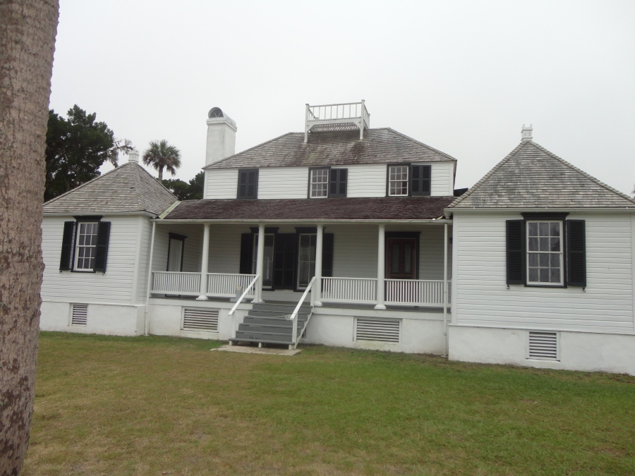 The Kingsley Plantation,of Fort George Island and the amazing Anna Kingsley