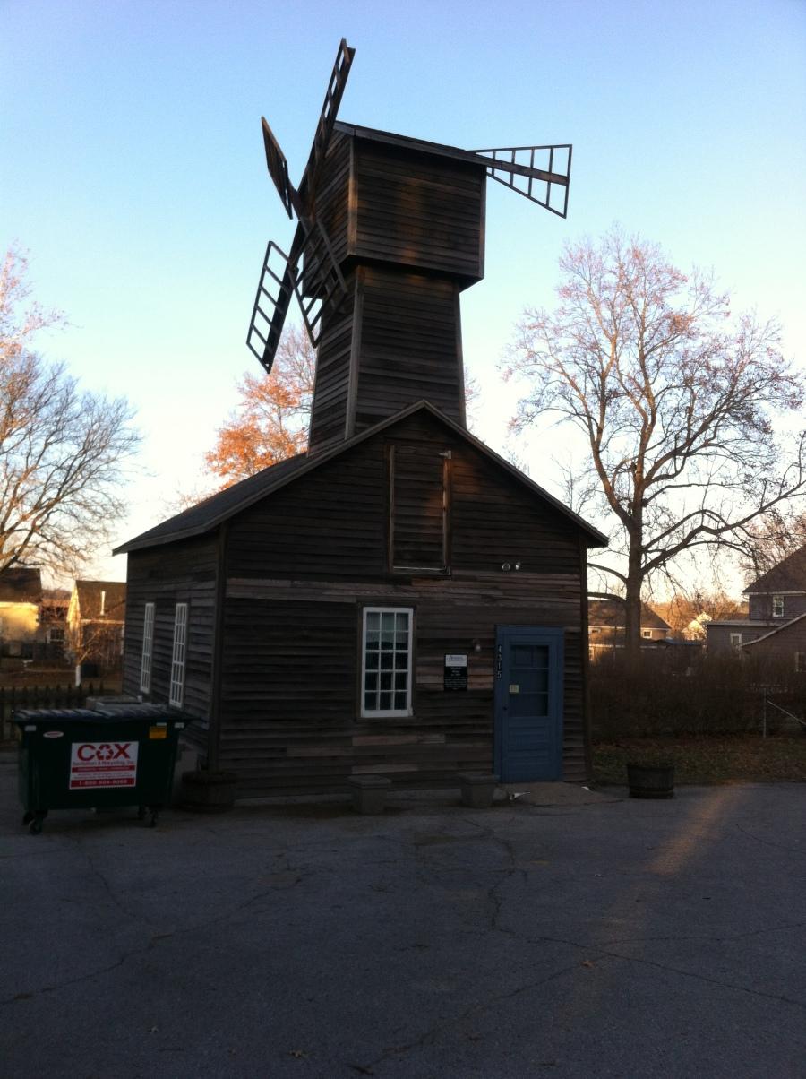 Windmill House Amana Colonies