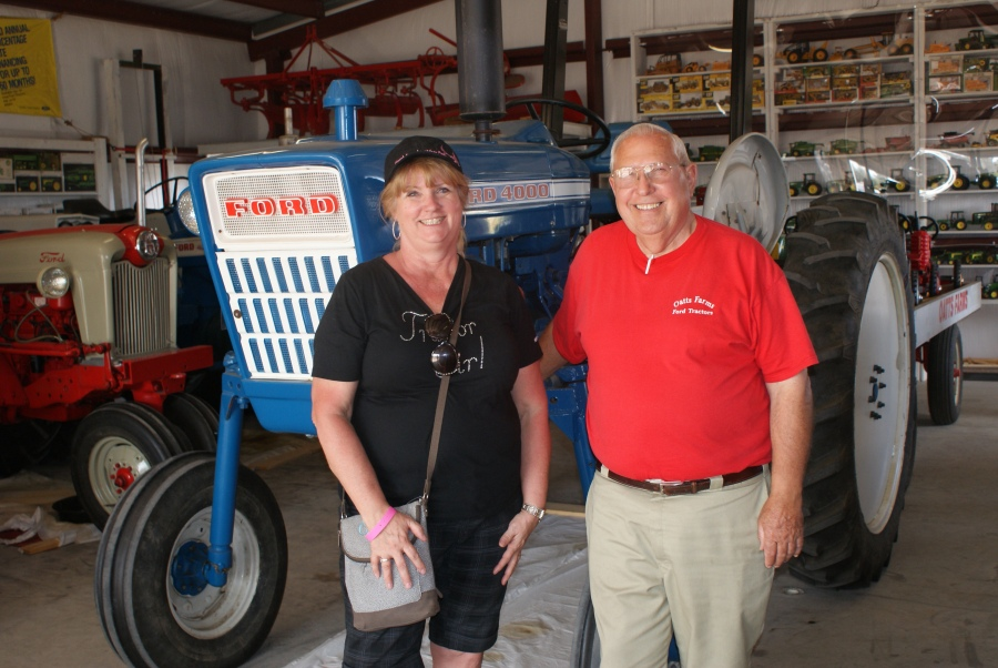 Minneapolis Moline is the Featured Tractor at this year's Florida Flywheelers