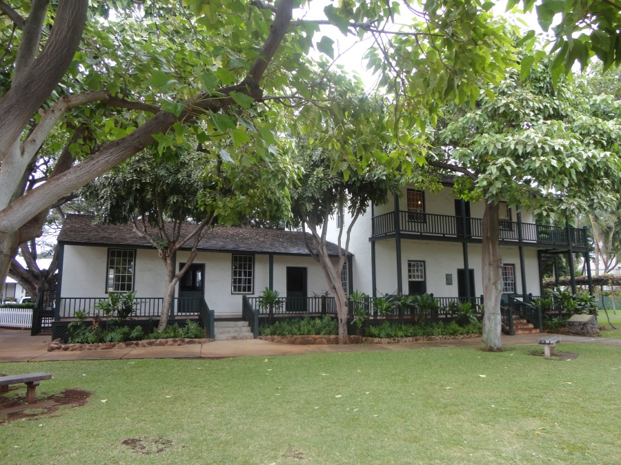 The Baldwin House, story of a doctor and missionary