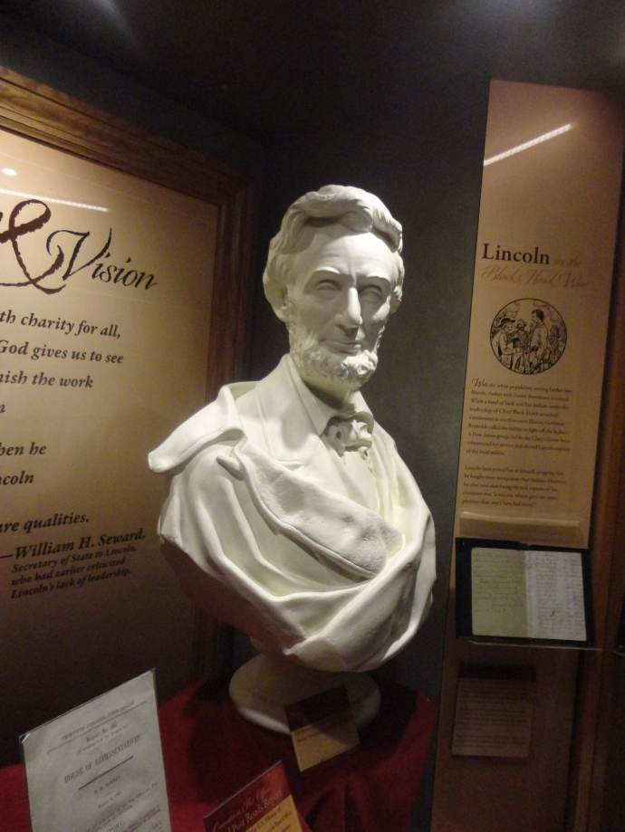 Get your Lincoln fix at the soon to reopen Lincoln Heritage Museum