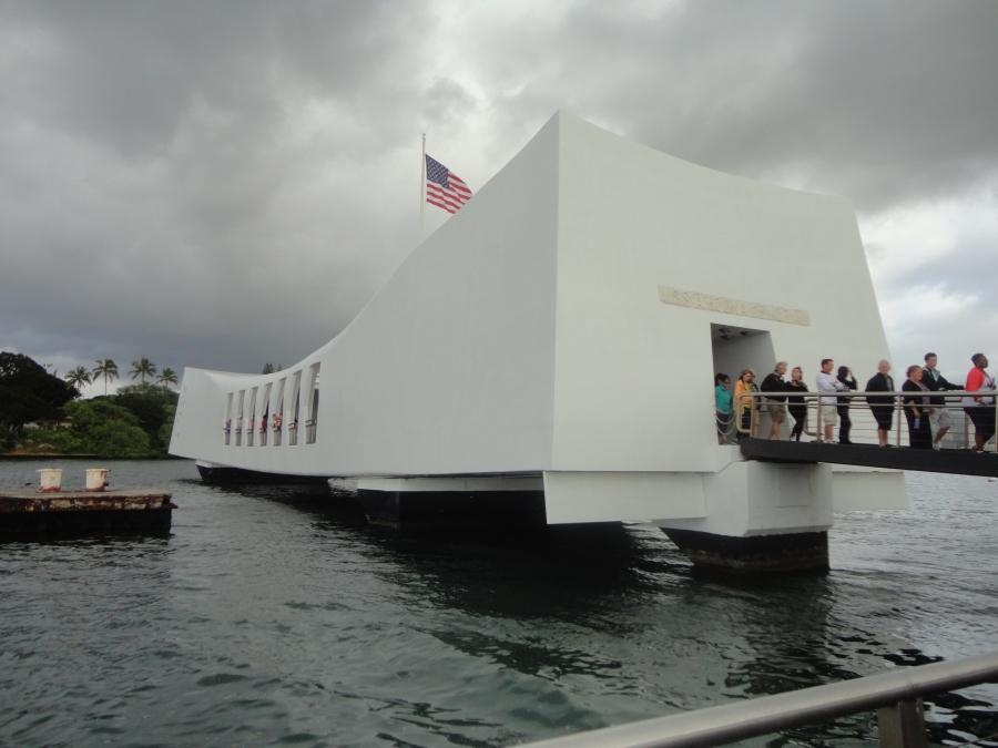 Pearl Harbor, the Ultimate Sacrifice